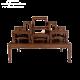 โต๊ะหมู่บูชาไม้สัก 9X7