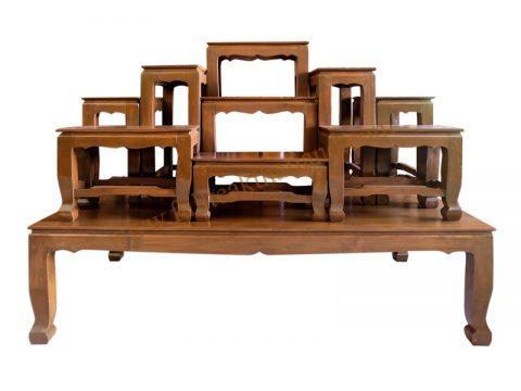โต๊ะวางพระไม้สวยๆ