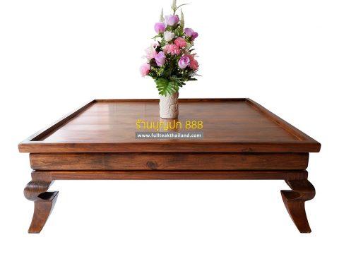 โต๊ะไม้สักสวยๆ